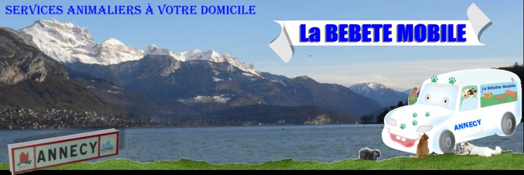 La Bébête Mobile à Annecy - Services pour animaux -